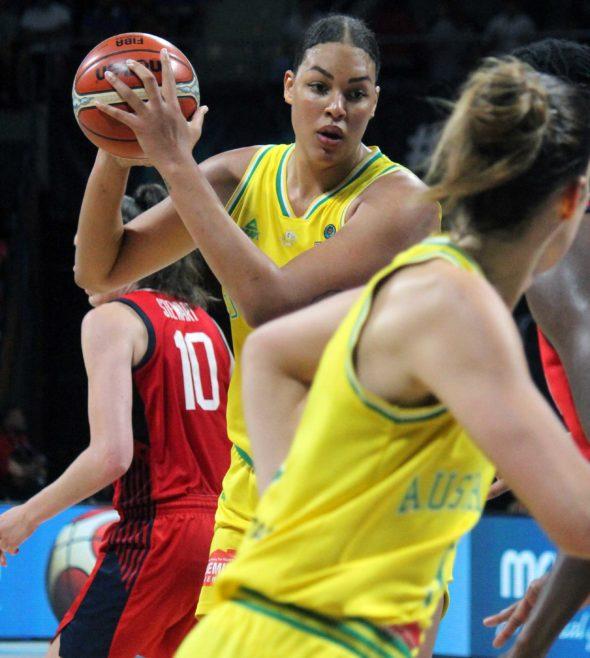 Sept. 30, 2018 (Tenerife, Spain) - 2018 FIBA World Cup Championship. Photos: ©Jordan Michaelson.