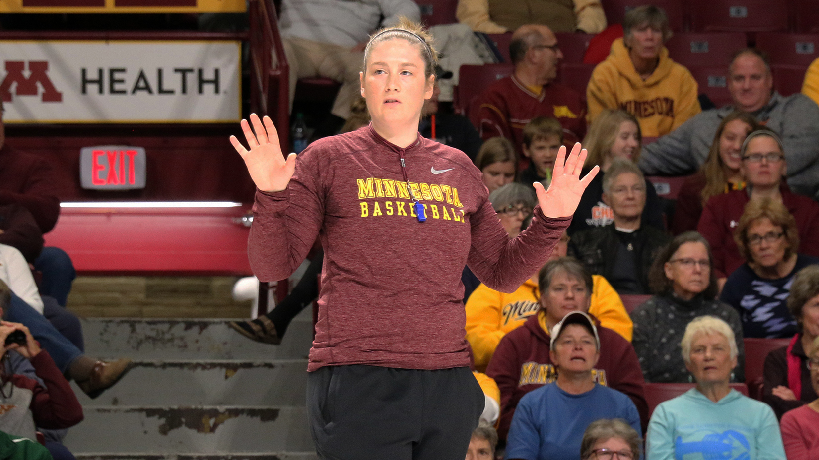 Q&A with Lindsay Whalen: The former WNBA star is ready for her coaching era to begin at alma mater