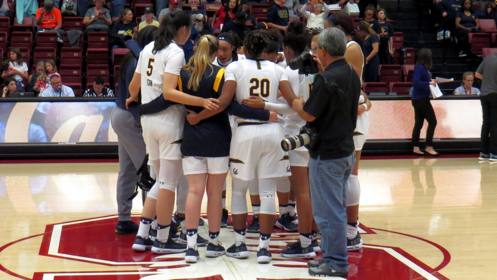 Third-quarter surge powers Cal past Pacific 81-69 in relocated game
