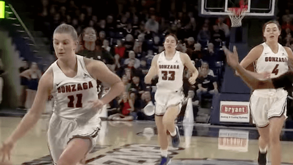 UConn takes over the top spot in the Sport Tours International/Hoopfeed NCAA DI Top 25 Poll; Gonzaga enters at No. 24