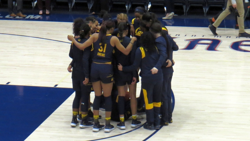 Cal triumphs in overtime thriller at Saint Mary's, 81-78