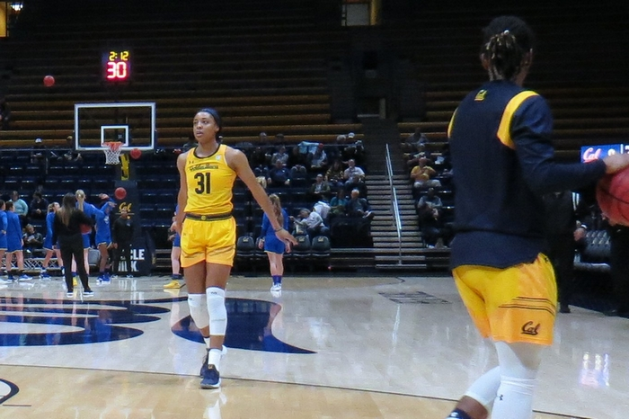 Cal tops UCSB 69-45 to remain undefeated, Bears move to 9-0