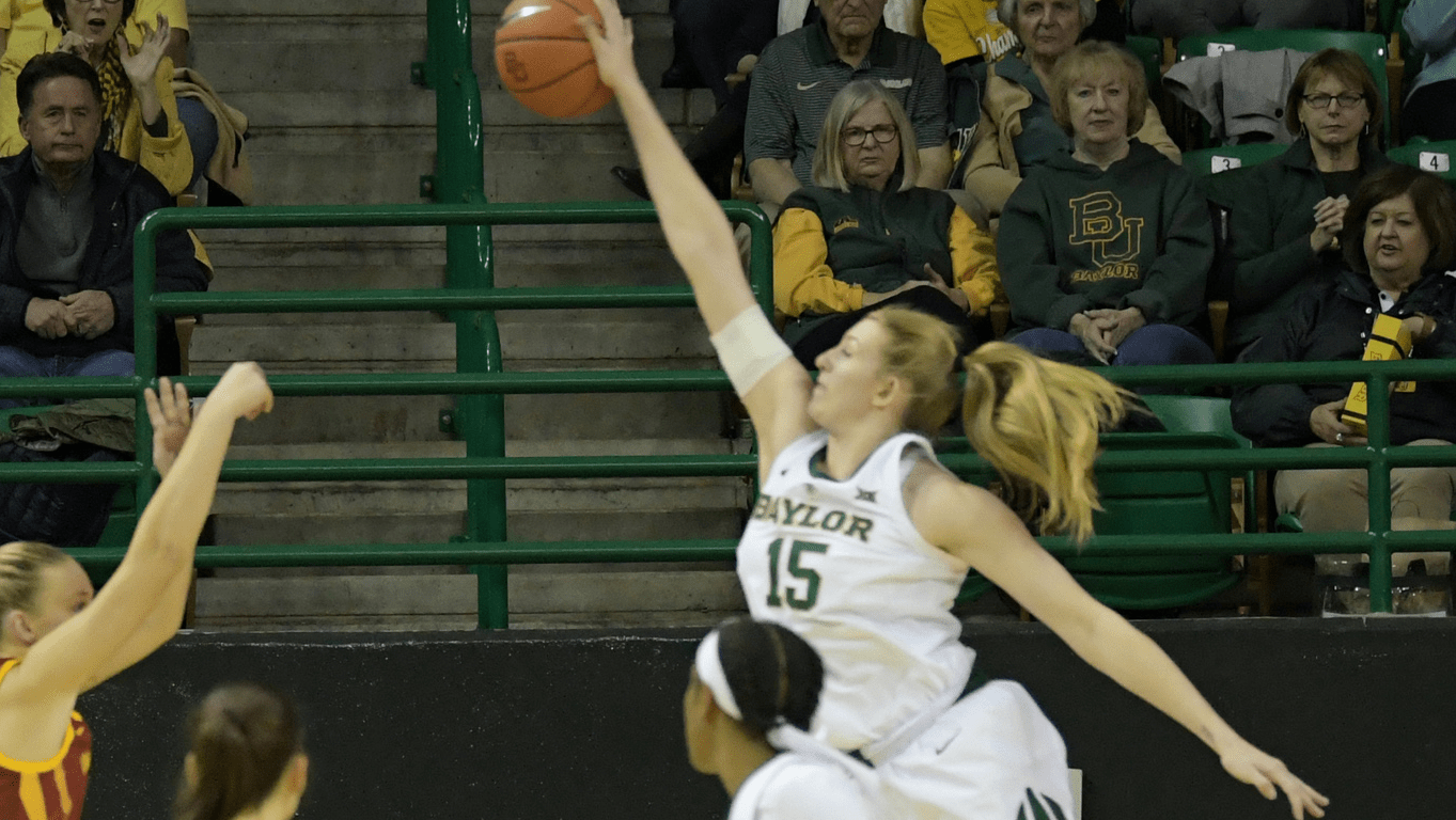 Baylor is the new No. 1 in the Sport Tours International/Hoopfeed NCAA DI Top 25 Poll; Utah continues to rise