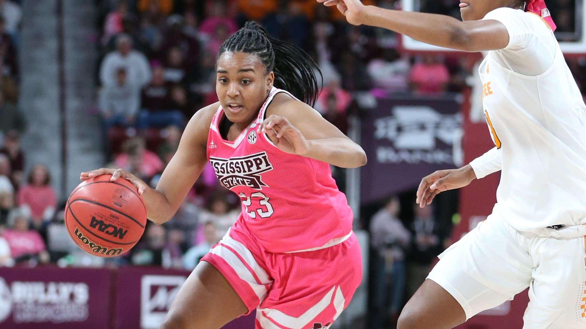 Jordan Danberry shines as Mississippi State hands Tennessee worst loss in SEC play