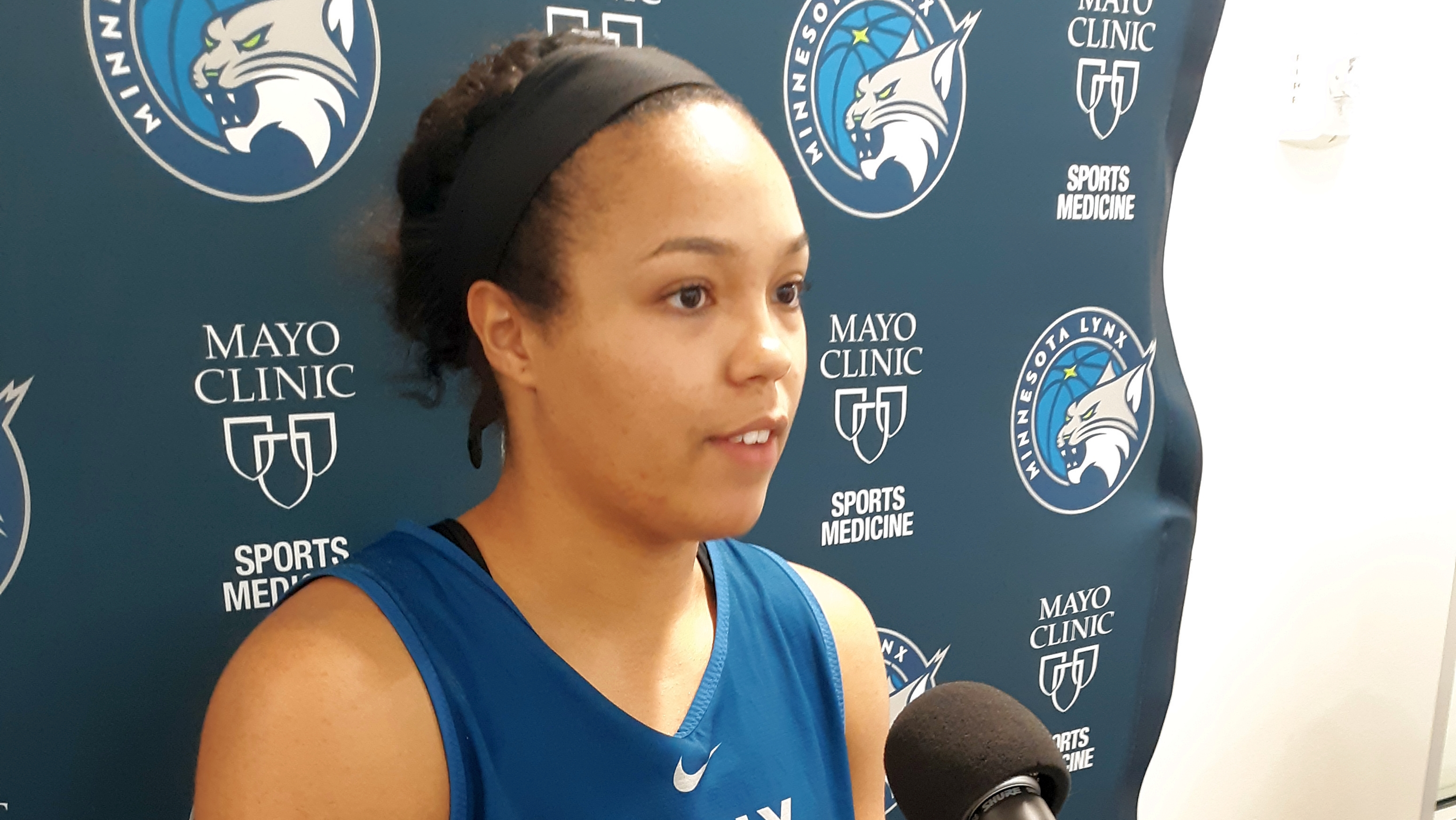 Sensational 27-point output from rookie Napheesa Collier helps Minnesota top Chicago 89-71 in season opener