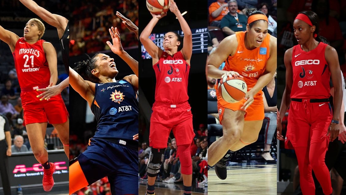 Maryland's Brenda Frese watches proudly as Terrapins thrive in the WNBA