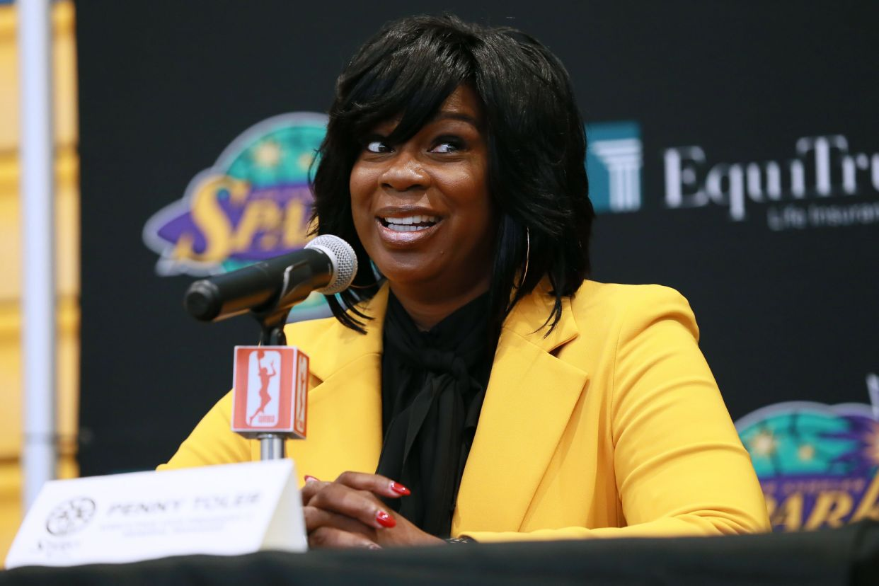 Los Angeles Sparks fire GM Penny Toler
