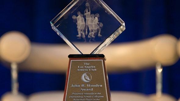 John Wooden AwardT rophy