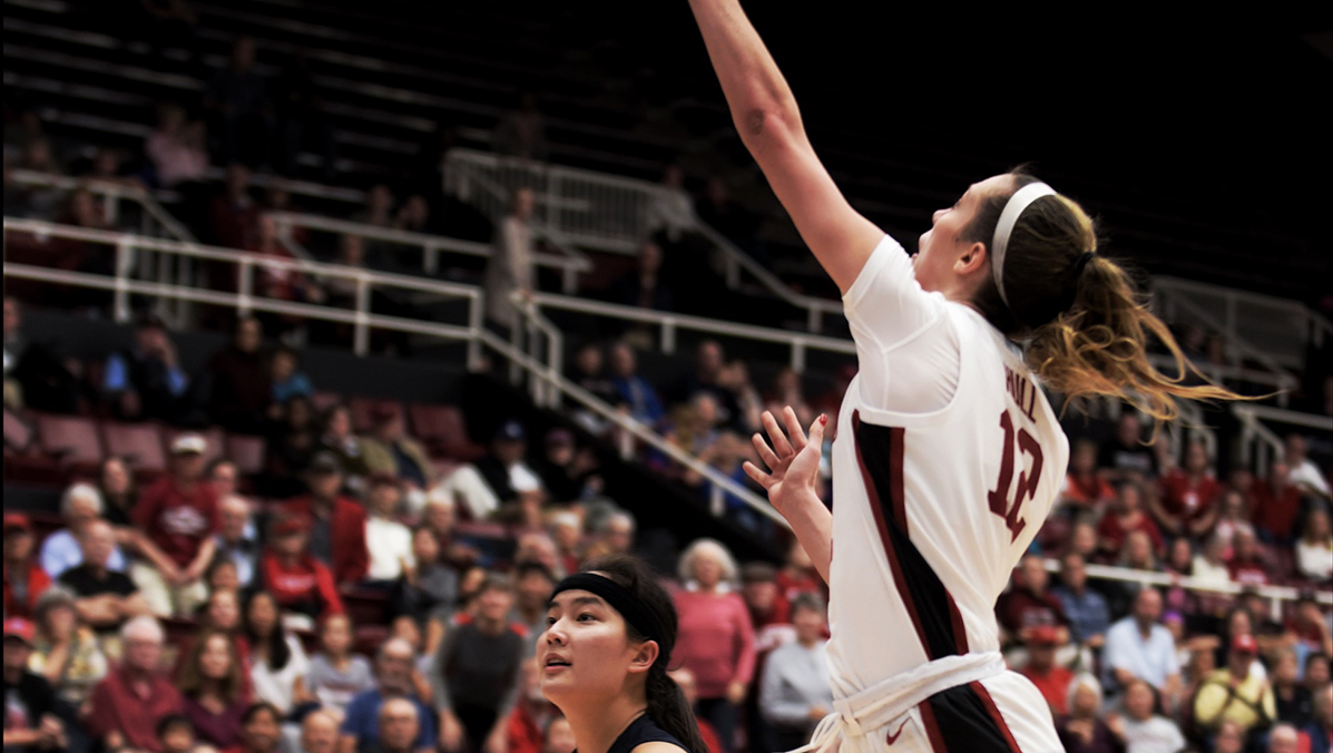 Cardinal payback: Stanford overcomes Gonzaga in OT, 76-70