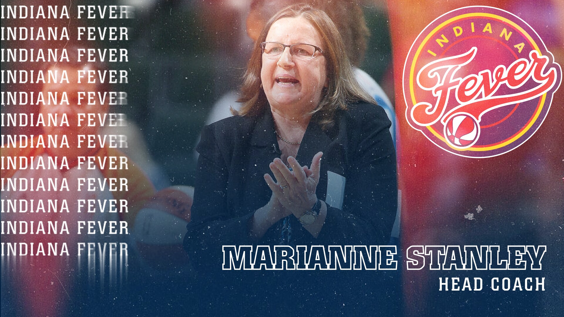 Indiana Fever announce Marianne Stanley as head coach