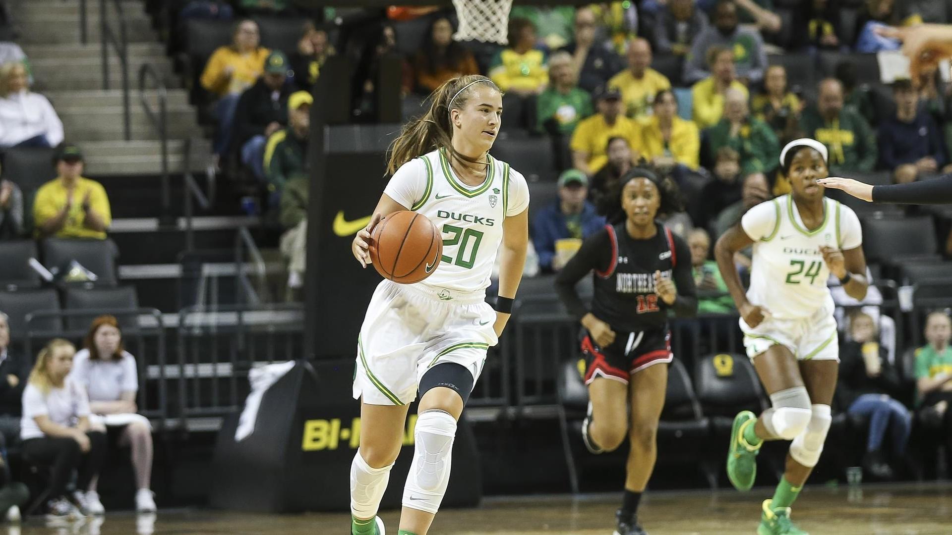 Oregon tops first STI/Hoopfeed Top 25 Poll for 2019-20