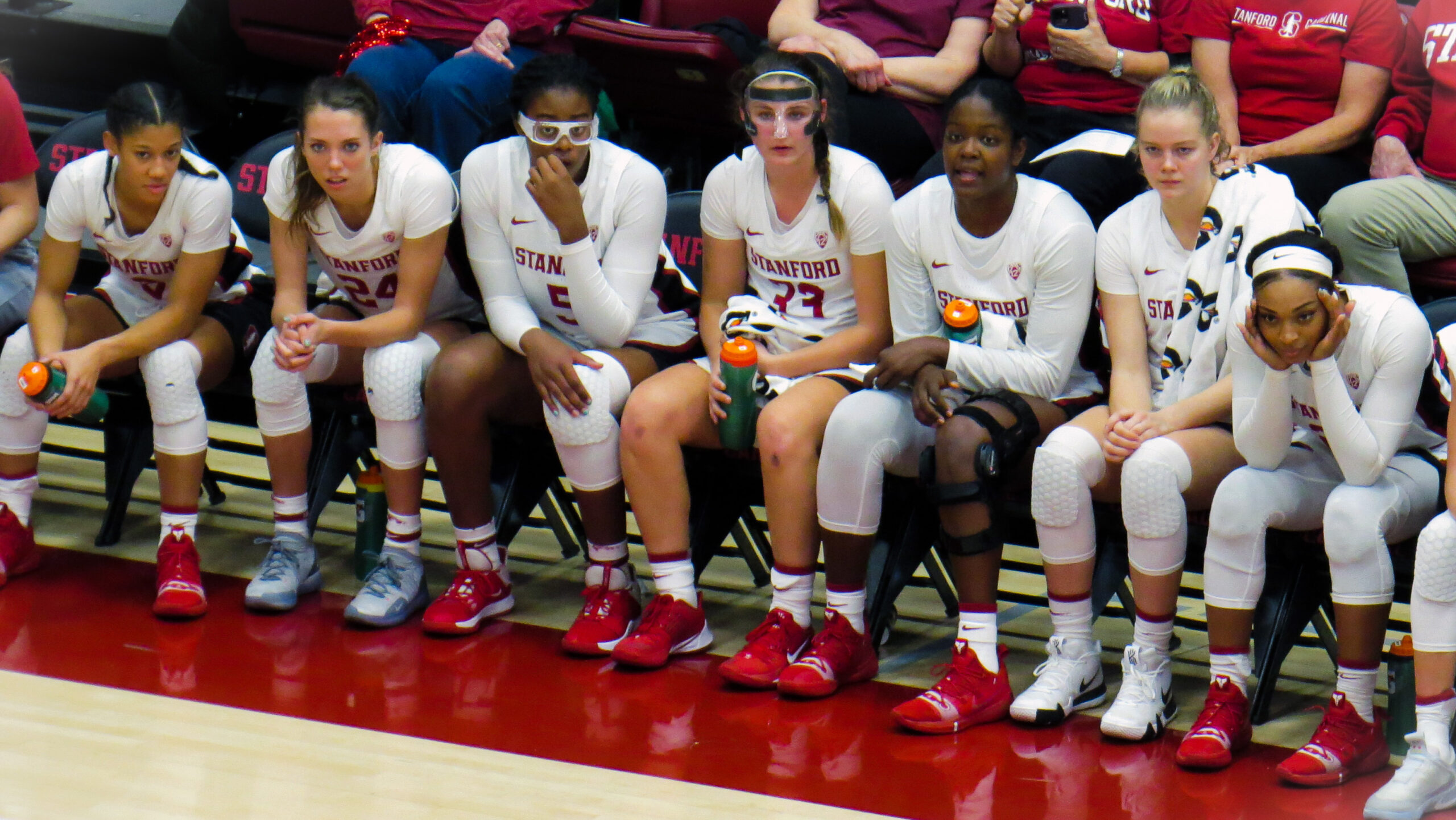STI/Hoopfeed Poll: More upsets and steep drops but Stanford holds steady at No. 1