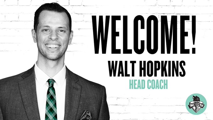 New York Liberty introduce Walt Hopkins as eighth head coach in franchise history