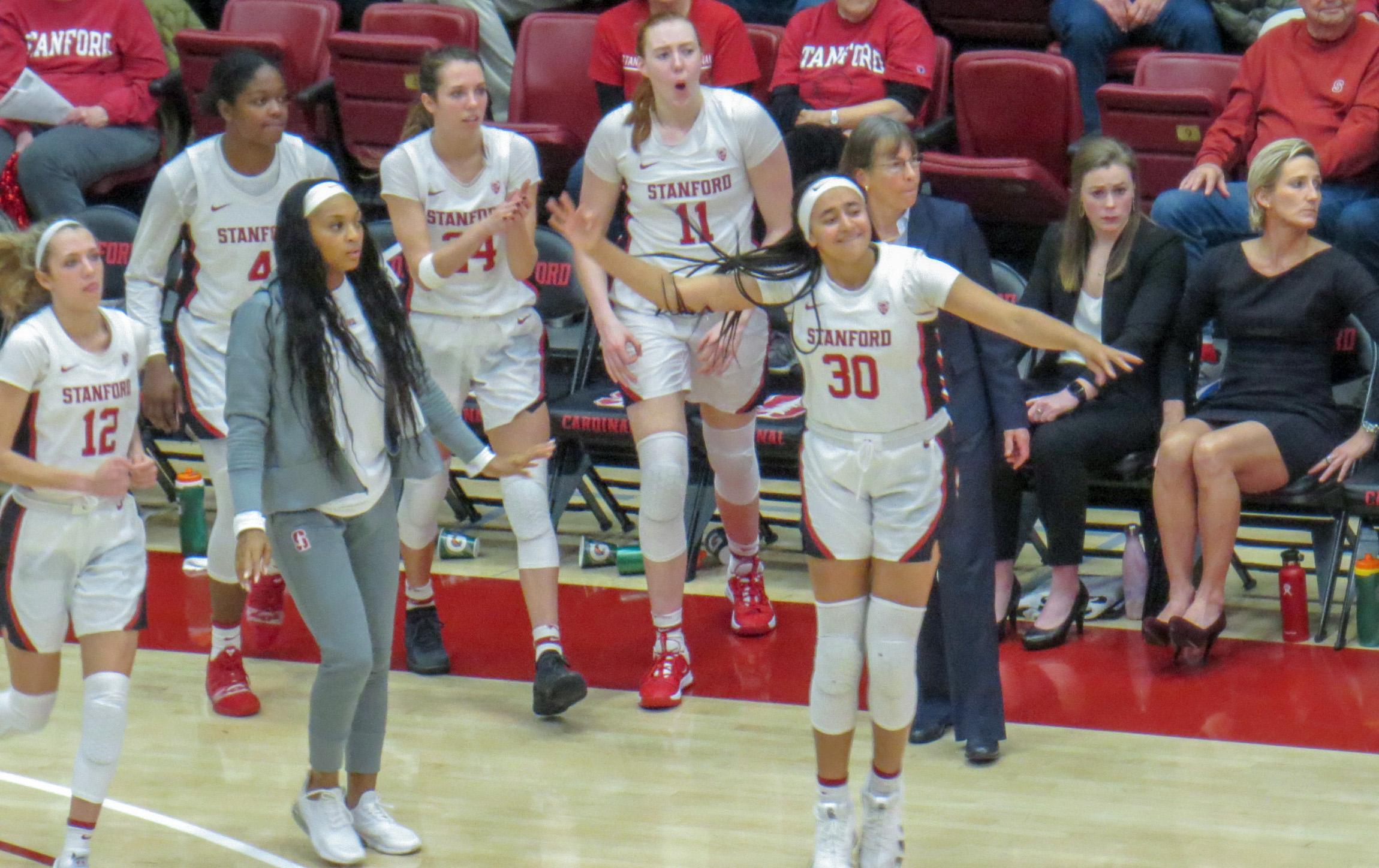 Tara VanDerveer hits milestone as Stanford dominates Cal 73-40 in rivalry series game