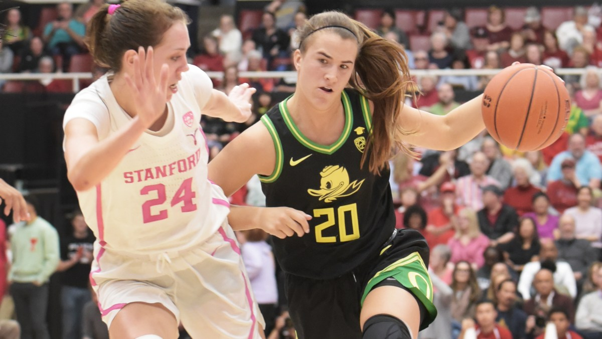 Sabrina Ionescu wins the 2020 Wade Trophy, headlines WBCA NCAA DI Coaches' All-America team
