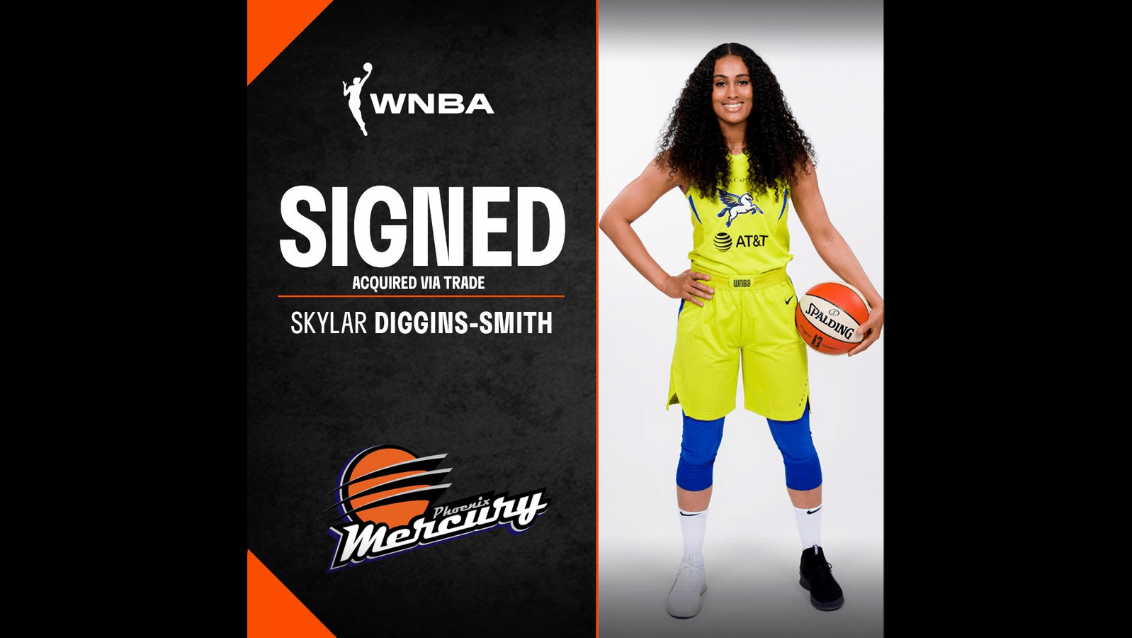 Dallas Wings trade Skylar Diggins-Smith, acquire Astou Ndour in three-team exchange