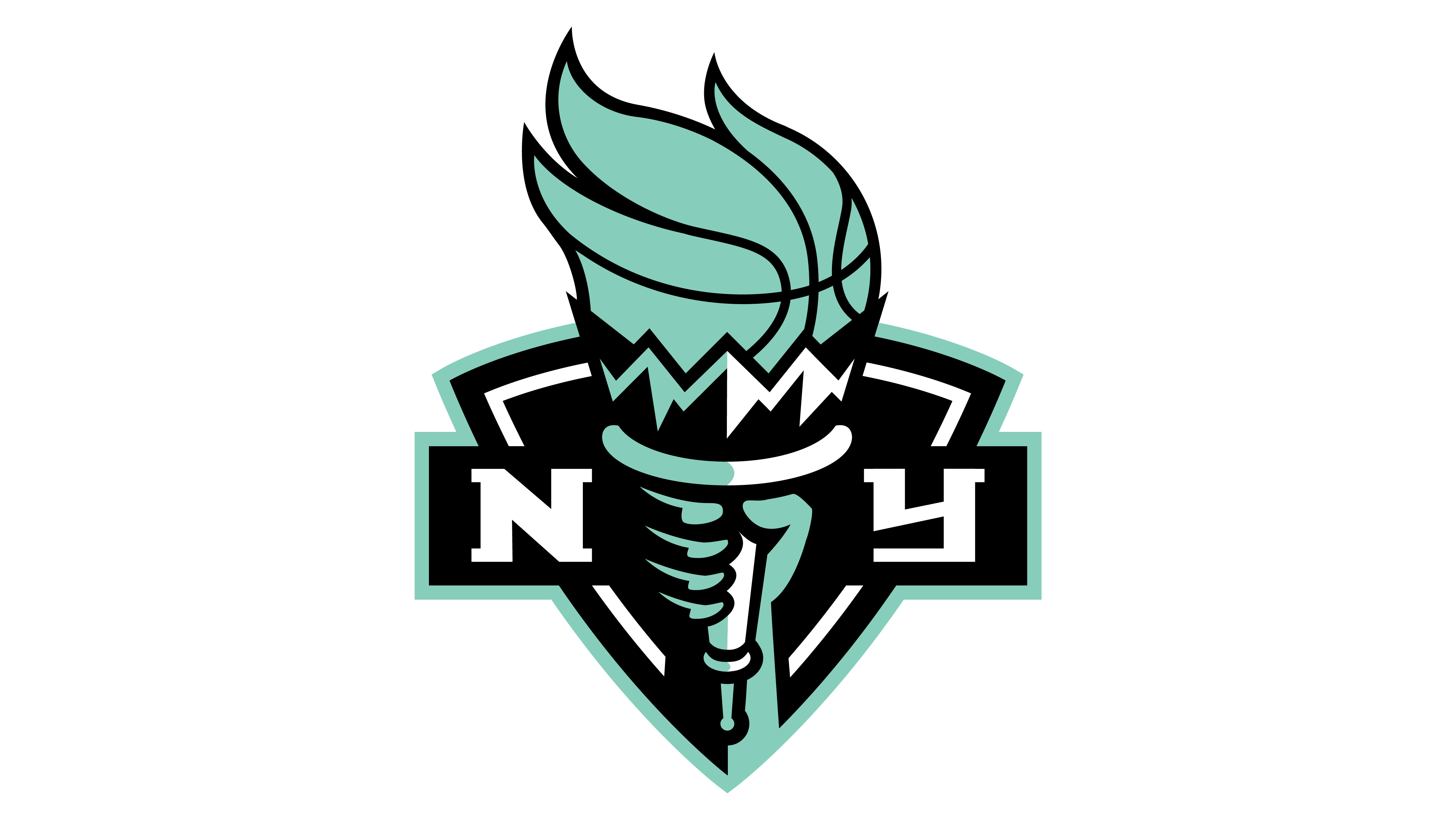 New York Liberty unveils new logo, first redesign since team's inception