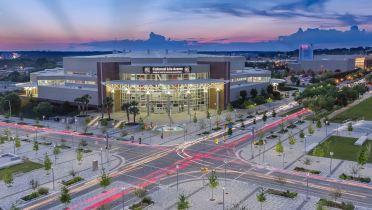 Colonial Life Arena. Photo: South Carolina Athletics.