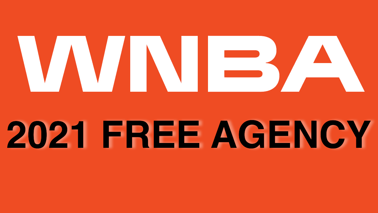 WNBA 2021 Free Agency List and Tracker