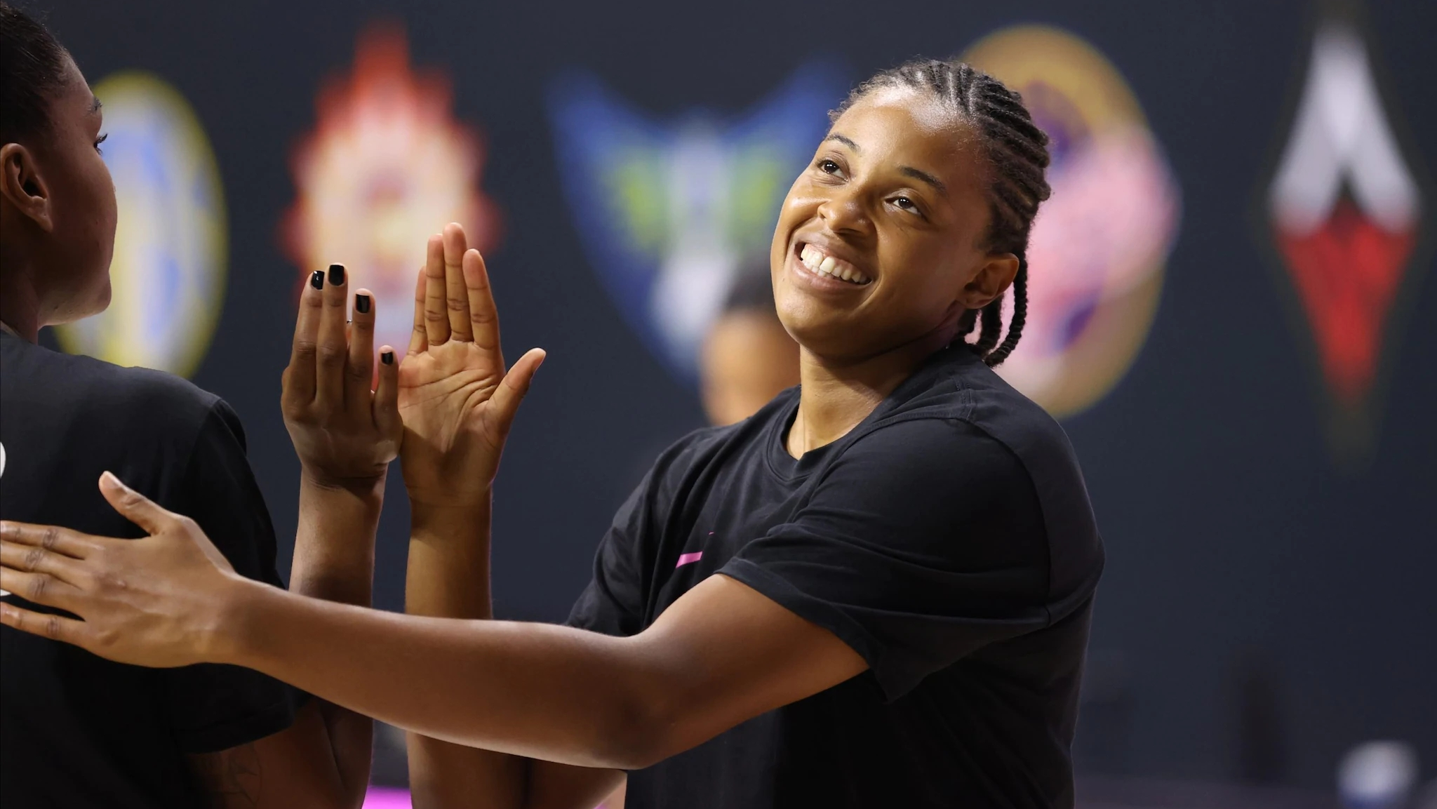 New Mystics forward Erica McCall primed and ready for her fifth season in the WNBA