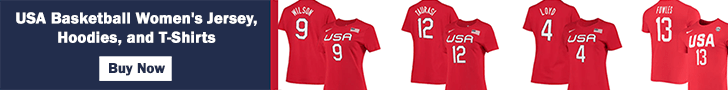By USA Basketball Women's Apparel