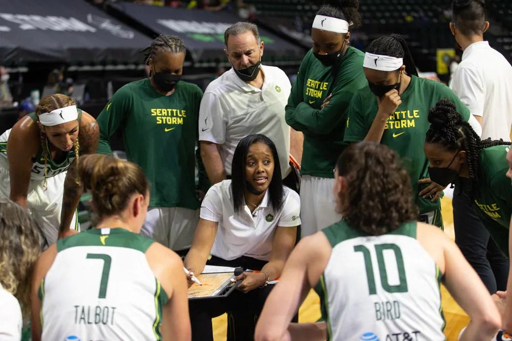 Seattle Storm head coach Noelle Quinn inks multi-year extension