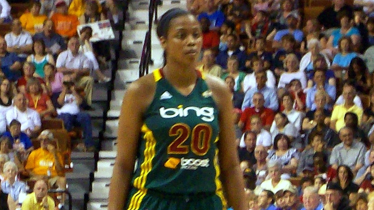 Camille rising: Little makes herself a factor in Storm defeat of Sun in overtime