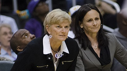 Los Angeles Sparks head coach Carol Ross to hold basketball clinics in Australia