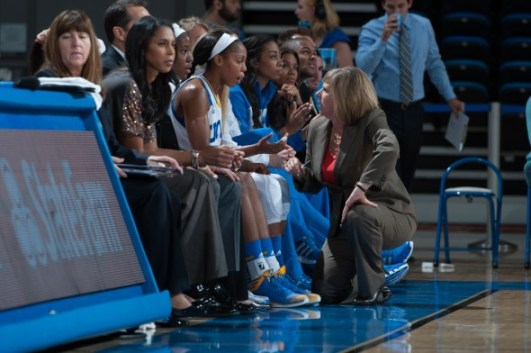 Cori Close. Photo: UCLA Athletics.