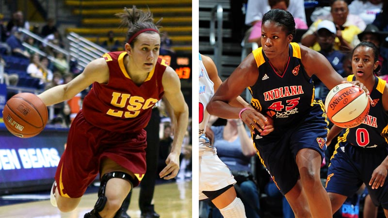 Dishin & Swishin 5/03/13 Podcast: Sometimes the road hits some bumps – Jacki Gemelos and Shyra Ely-Gash try to overcome ACL injuries to earn a WNBA roster spot