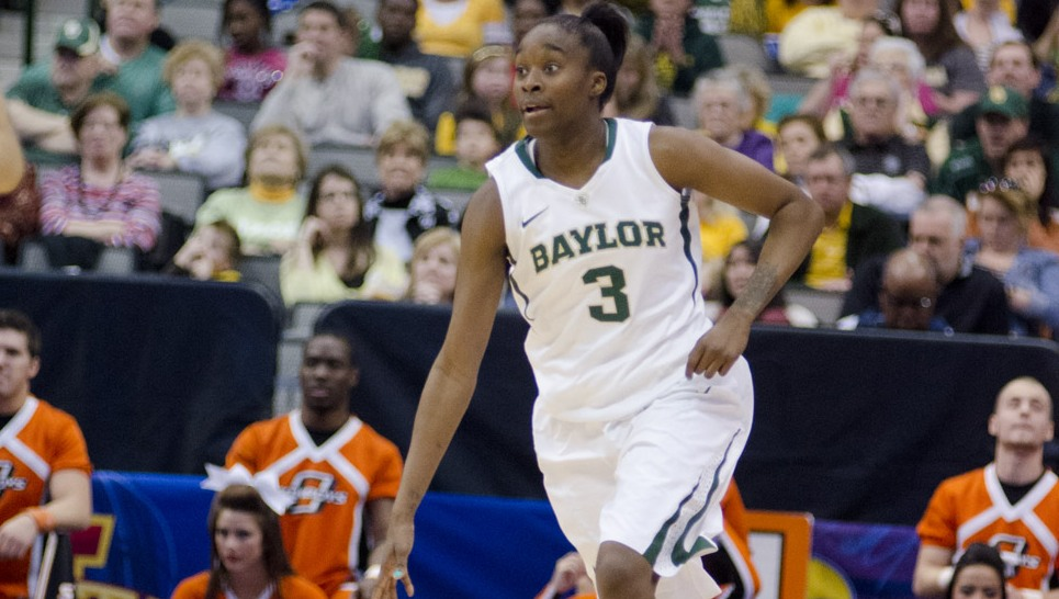 Oklahoma State tests Baylor in semifinals of Big 12 Tournament, Lady Bears win 77-69