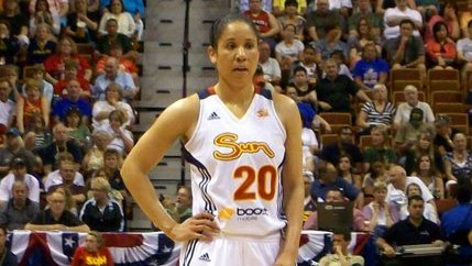 Sun celebrate the past, look to the future as they defeat Fever 73-67