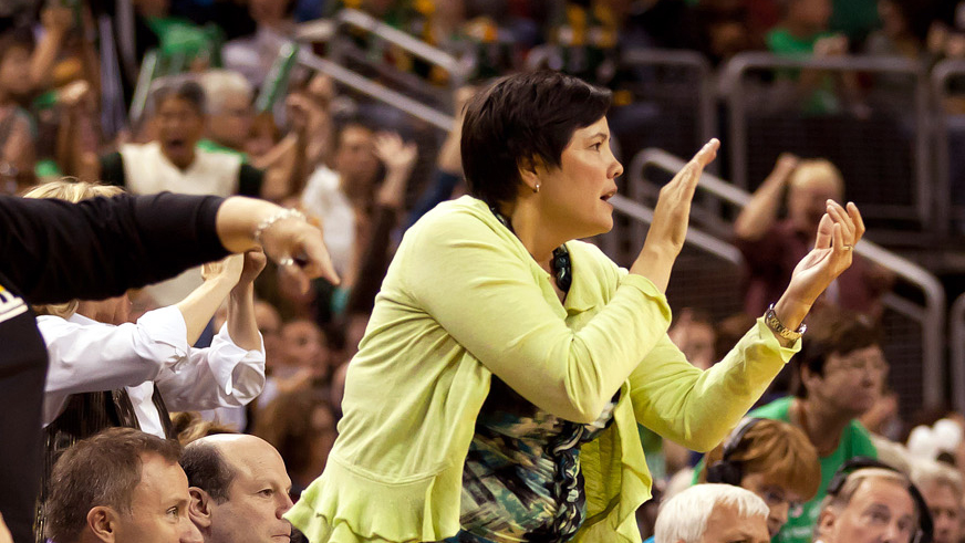 Dishin & Swishin 1/09/14 Podcast: Seattle Storm's Karen Bryant set the bar high for WNBA executives