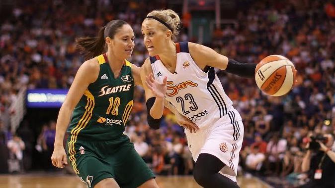 WNBA veteran Katie Douglas to retire