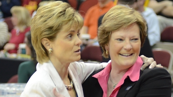 NCAA women's basketball attendance at all-time high during 2011-12, Tennessee on top, Big 12 led among conferences