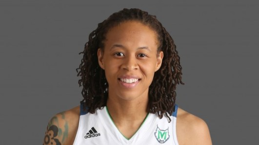 Seimone Augustus. Photo: WNBA.