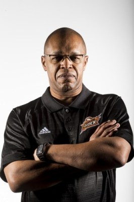 Tulsa Shock Head Coach Fred Williams. Photo: Shane Bevel/NBAE via Getty Images.