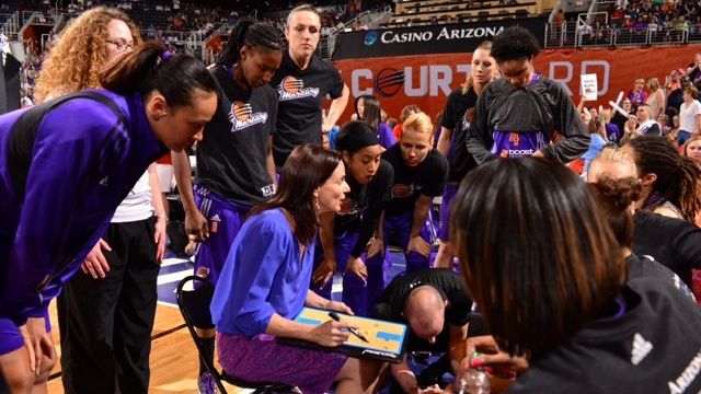 Dishin & Swishin 08/28/14 Podcast: WNBA Western Conference Finals coaches Sandy Brondello & Cheryl Reeve talk about the playoffs