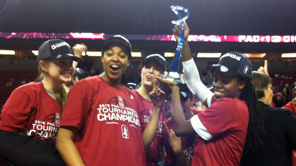 No. 19 Stanford won the Pac-12 tournament championship for the 11th time.