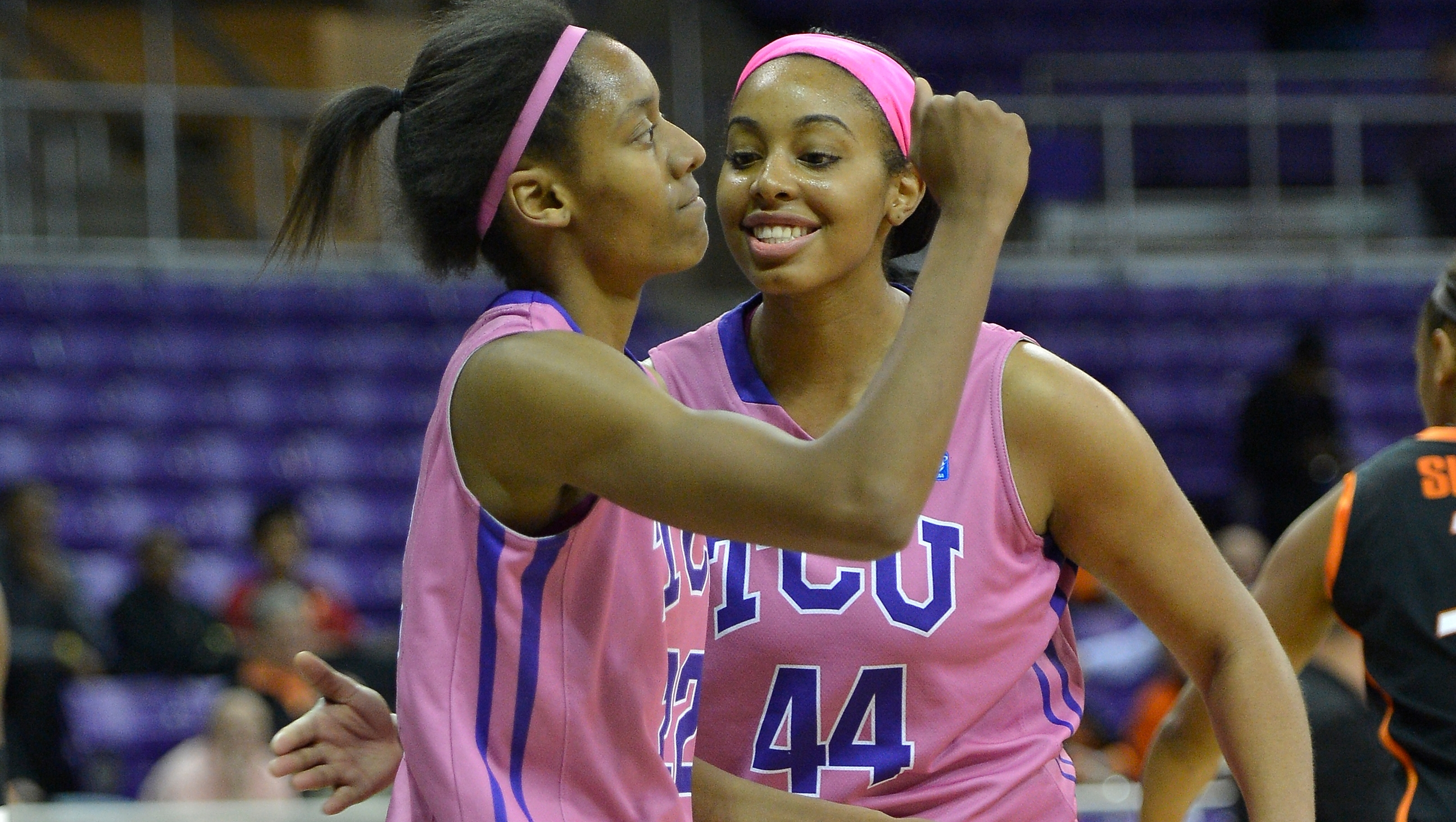 TCU takes down No. 23 Oklahoma State to record its first victory in Big 12 Conference play