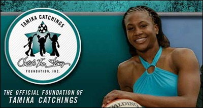 What a difference five months can make for Tamika Catchings