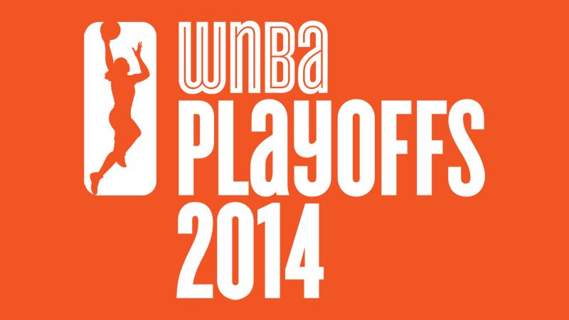 2014 WNBA Conference Semifinals Set