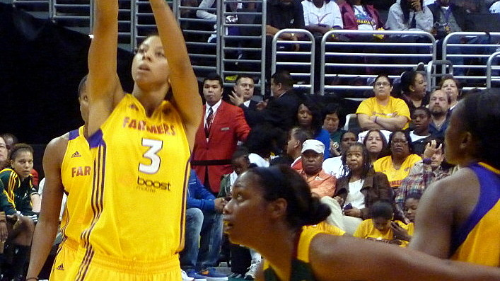 Los Angeles Sparks' defense key to hot start in games vs. Seattle