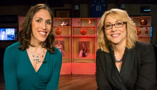 Rebecca Lobo & Doris Burke are two of ESPN's best analysts