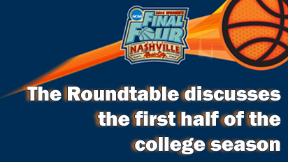 Dishin & Swishin 1/16/14 Podcast: The roundtable discusses the first half of the college season