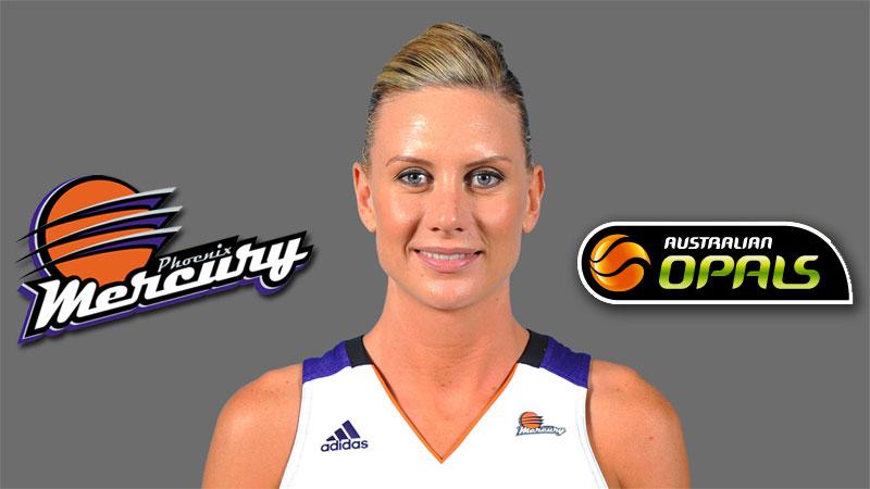 Phoenix Mercury forward Penny Taylor to miss WNBA season and Olympics due to ACL injury