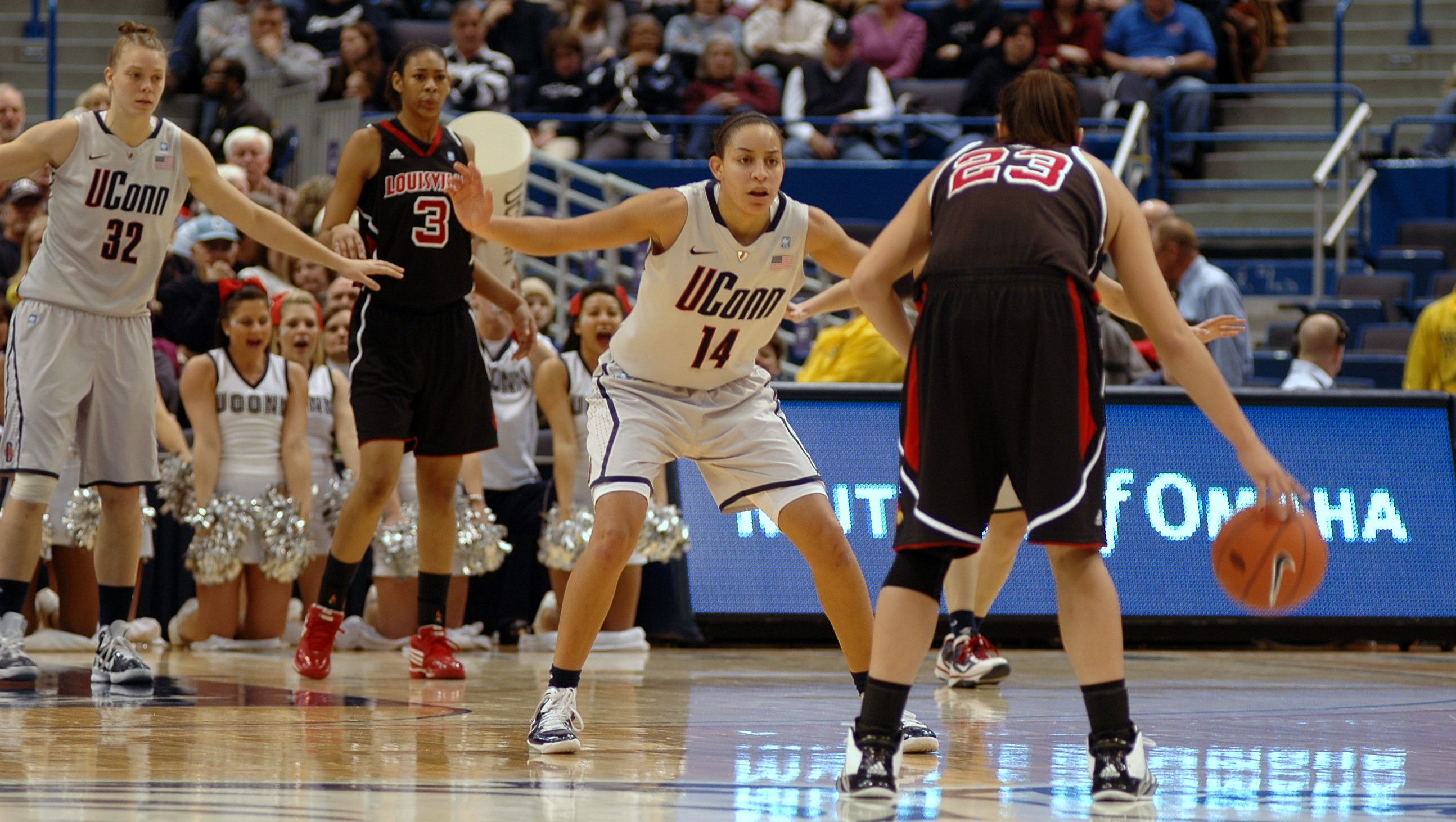 Defensive pressure too much for Stringer's Scarlet Knights as UConn rolls over Rutgers