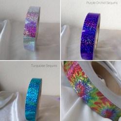 Sparkling Sequins Tapes