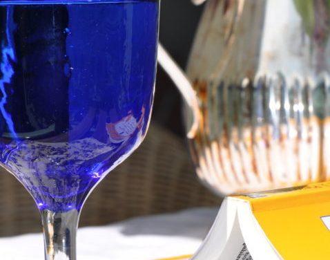 Apa Albastră Solarizată