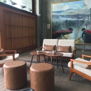 Parker Style Lounge Set